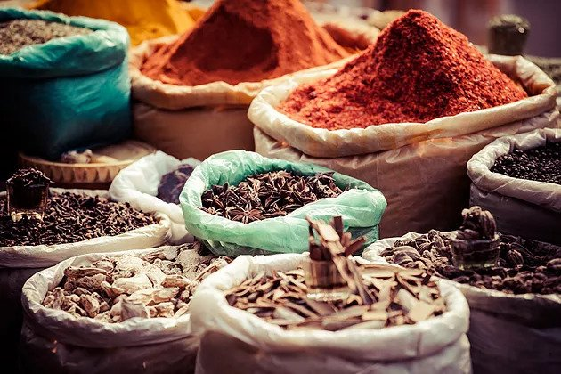 Plant compound found in spices increases brain connections